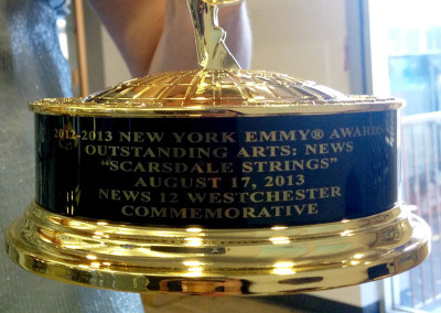 News 12 Emmy - Outstanding Arts