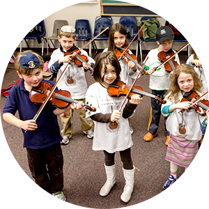 Scarsdale Strings Arts Education In School Programs